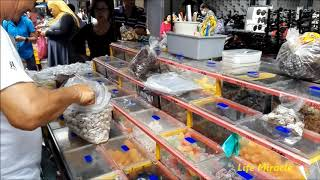槟城唐人街美食街吉灵万山巴刹 Malaysia Penang Chinatown Best food street Chowrasta Market 2019