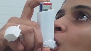 How to use Metered dose inhaler (ProAir / Ventolin)