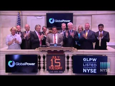 Global Power Equipment Group Celebrates Transfer of Common Stock Listing to the NYSE