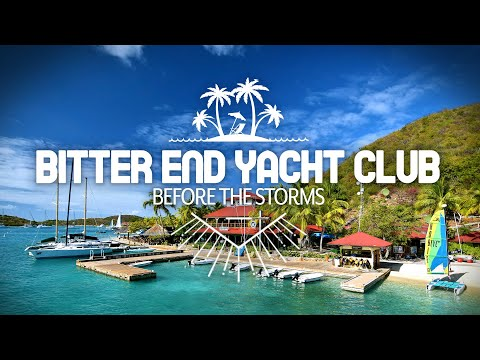 Bitter End Yacht Club ~ North Sound, Virgin Gorda ~ British Virgin Islands ~ BVI ~ Caribbean