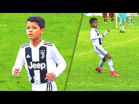 Cristiano Ronaldo Jr ● Moments of Magic