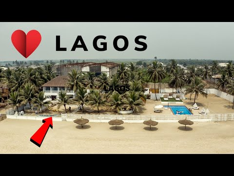 I Found A Secret VACATION Spot In Lagos Nigeria!