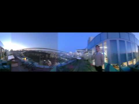 samsung crea un collar para filmar videos en 360°