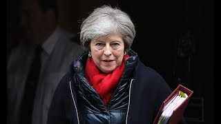 Cabinet rejects May