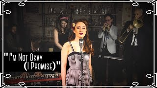 """""""I'm Not Okay (I Promise)"""" (My Chemical Romance) 1960s Motown Cover by Robyn Adele Anderson"""