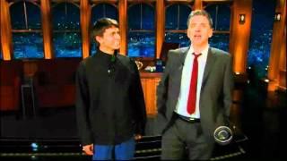 Craig Ferguson 1/6/12A Late Late Show beginning