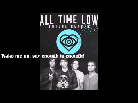 Something's Gotta Give - All Time Low (Karaoke / Instrumental)
