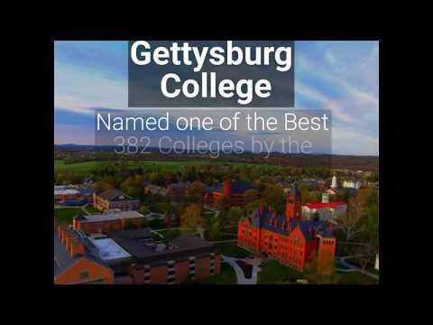 Princeton Review 2018 Rankings (updated) - Gettysburg College
