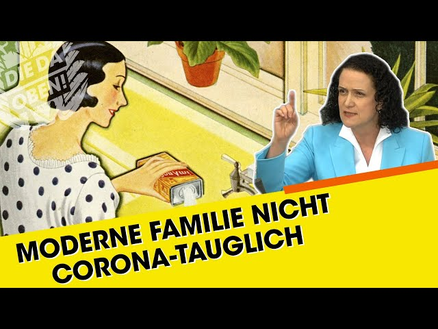 #CoronaEltern und AfD - Zurück zu Hausfrau und Mutter?