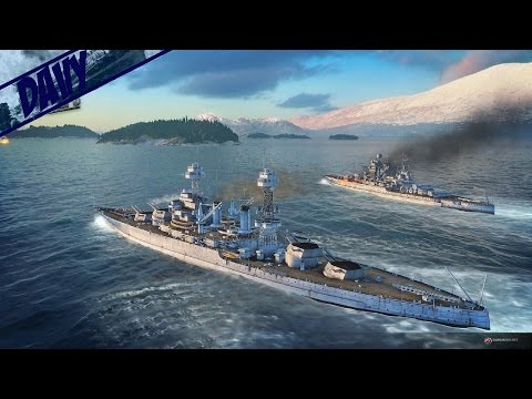 World of Warships Gameplay ITA - Colorado - Inserire moneta