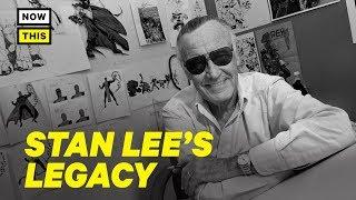 Stan Lee's Amazing Legacy | NowThis Nerd