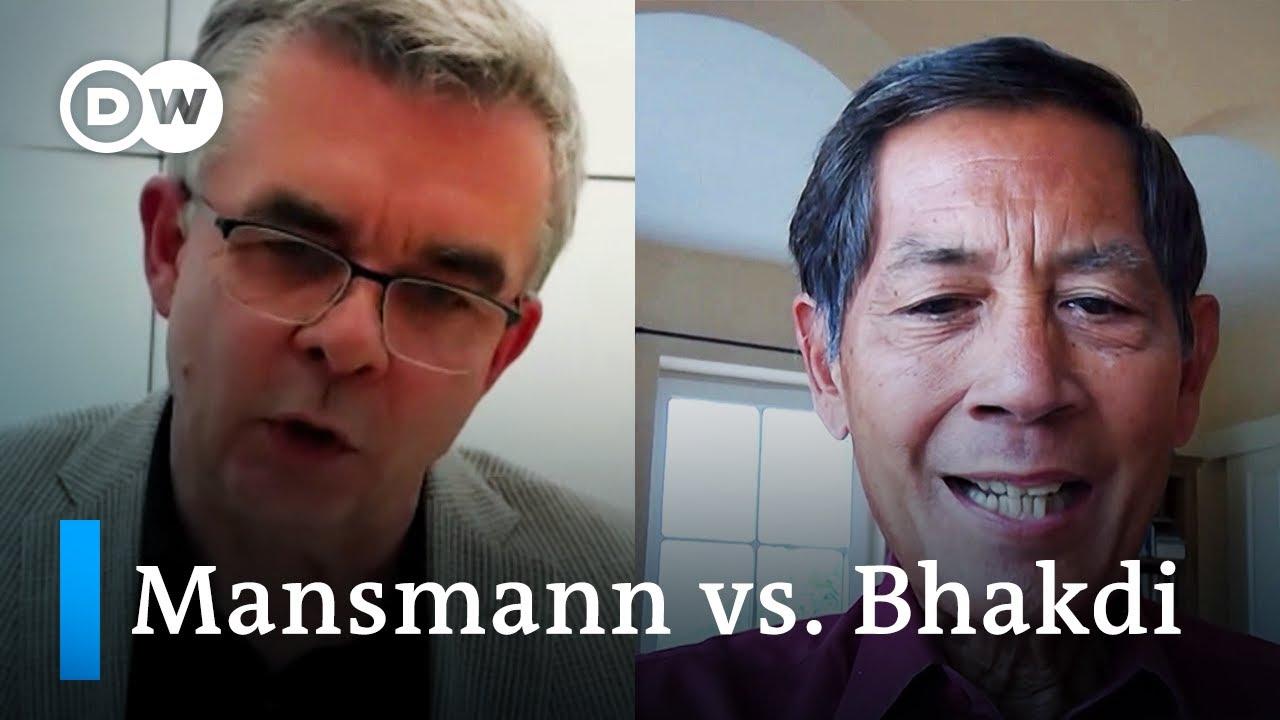 Mansmann vs. Bhakdi: Corona schon vorbei?   DW Nachrichten