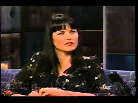 Conan O'Brien 'Lucy Lawless Xena Warrior Princess 91897