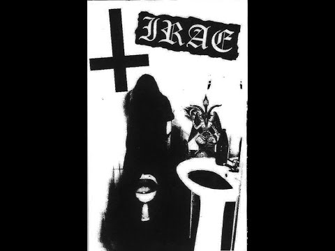 Irae (Portugal) - The Maniac Pervertions Of My Soul (Demo 2019)