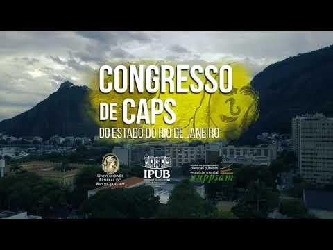 CONGRESSO DE CAPS DO ESTADO DO RIO DE JANEIRO - Conferência com Marcio Pochmann (05/12/2019)