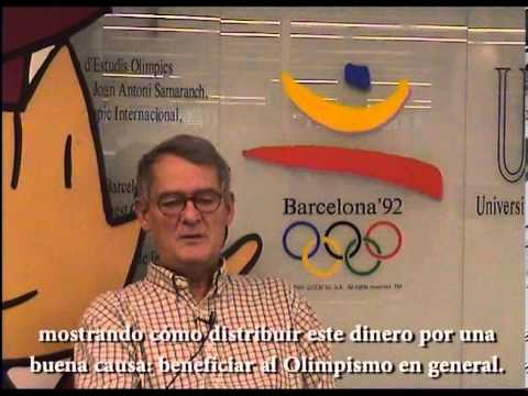 The personality of Juan Antonio Samaranch and his contribution to the Olympic Movement