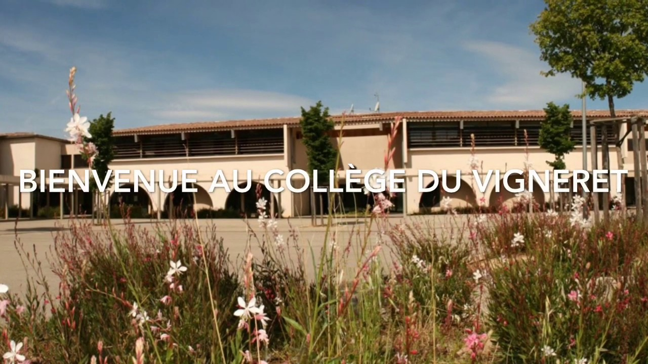 Visite virtuelle du collège pour les futures classes de 6ème