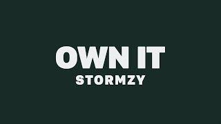 Stormzy - Own It (feat. Ed Sheeran & Burna Boy) [Lyrics]