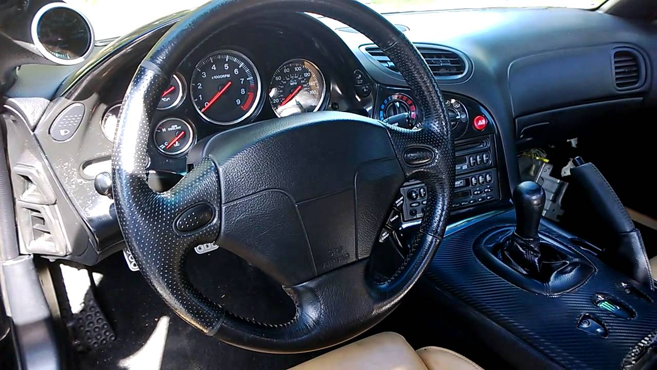 For Sale 1993 Mazda Rx7 Youtube
