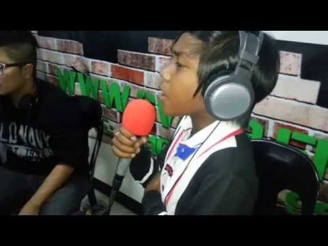 Chris, BALUT VENDOR, first Guesting in RADIO Station (GV99.9 Drive Radio) 3 of 3