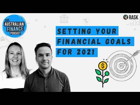 Setting Your Financial Goals For 2021