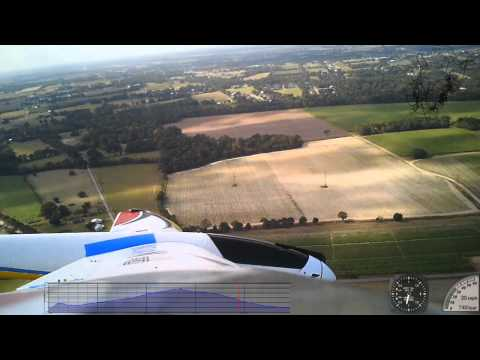 22 Minute Thermal Flight to 1900'+(Part II)