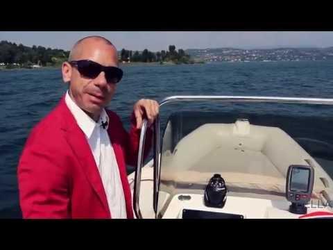 Gommone Capelli tempest 530 Barche Bellandi Lago di Garda