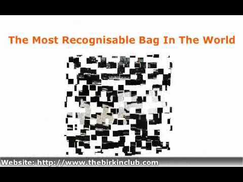 The Hermes Birkin Bag - The Most Exclusive Bag In History               The Hermes Birkin Bag - The