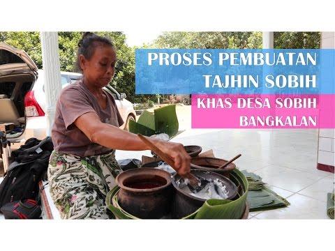 Proses Pembuatan Tajhin Sobih