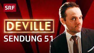 Deville mit bestem Comedy-Pop-Kultur-Trash von 9 Volt Nelly | Deville Folge 51 | SRF Comedy