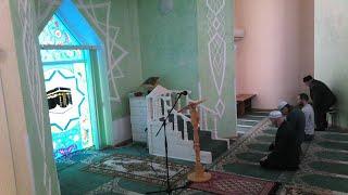 Пятничная проповедь в мечети Нур Ихлас города Набережные Челны. 02 11 2018
