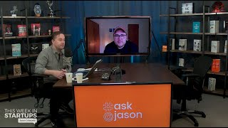 E1044 Ask Jason! Starting companies in a crisis, no-code perception, solving unemployment surge