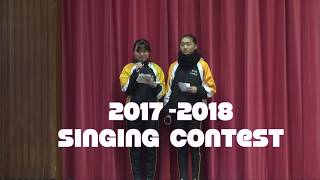 Publication Date: 2017-12-23 | Video Title: Singing Contest 2017 -2018