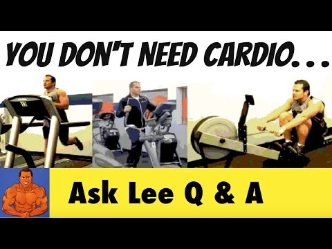 Why You Don't Need CARDIO For Heart Health... (The Truth)