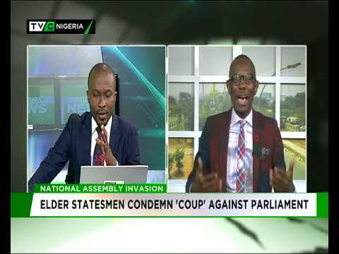 Elder statesmen condemn coup against parliament