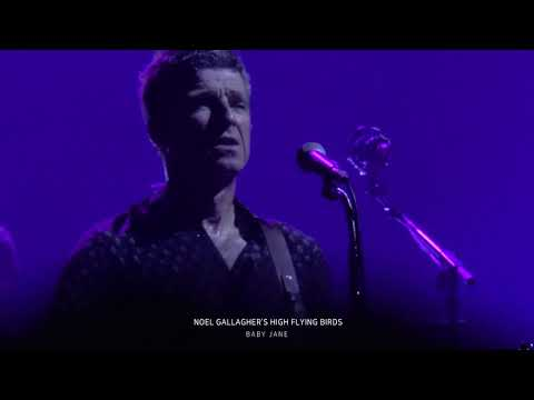 Noel Gallagher's High Flying Birds - 'Half The World Away' Live In Seoul, KOREA 2018