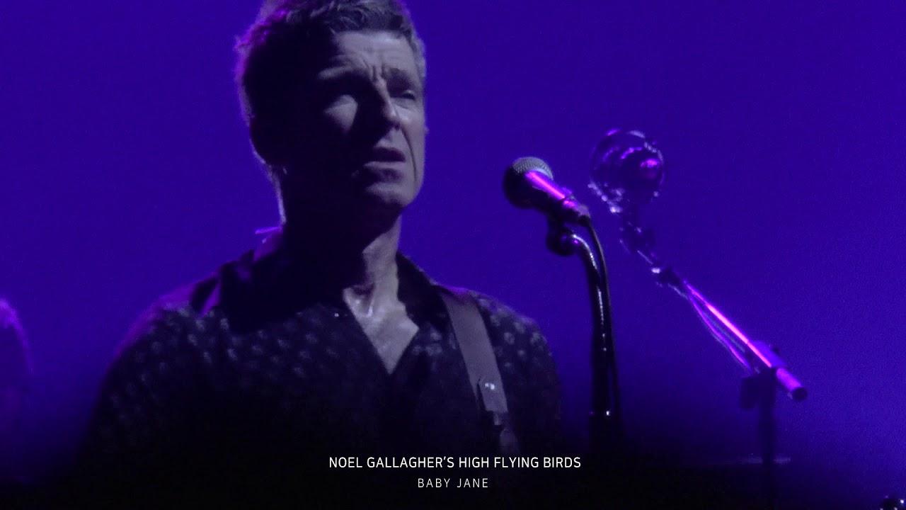 noel gallagher korea 2018 Noel Gallagher's High Flying Birds   'Half the World Away' Live in  noel gallagher korea 2018