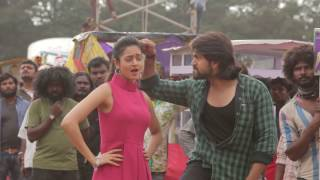Masterpiece - Annange Love Aagidhe  - Kannada Movie Making Video | Rocking Star Yash | V Harikrishna