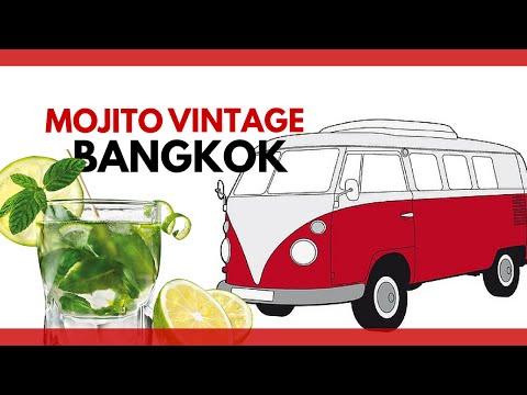 Mojito Vintage a Bangkok