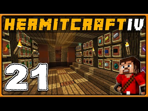 hermitcraft-4-|-minecraft-survival-1.9-|-ep-21---a-spring-freaking-clean!