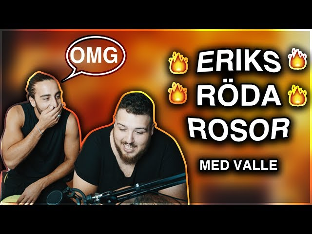 OTROGNA SVIN PT.4  [ft. VALLE] *ERIKS RÖDA ROSOR*