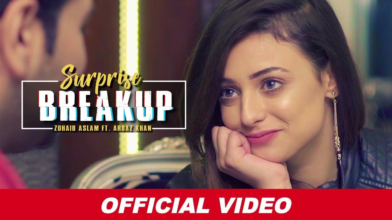 Surprise Breakup (Official Video) | Zohaib Aslam | Arbaz Khan | Latest Punjabi Songs 2018 #1