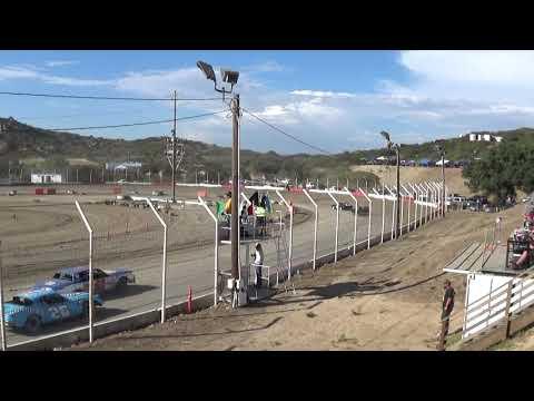 Barona Speedway Pure Stock Heat #2  7-13-2019