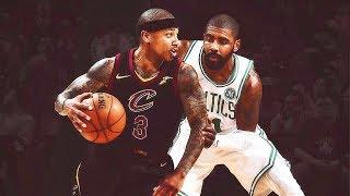 Kyrie Irving vs Isaiah Thomas! Celtics Kyrie Irving Meets Cavaliers Isaiah Thomas 1-on-1