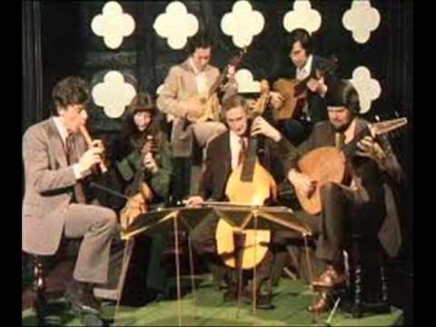 Josquin de Prez-Scaramella va a la Guerra-David Munrow and The Early Music consort of London
