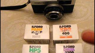 The Trips Perfect Partner? Ilford XP2 Super 400 35mm Film Review