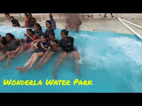 Water rides in Bangalore |  Wonderla Water Park 2019