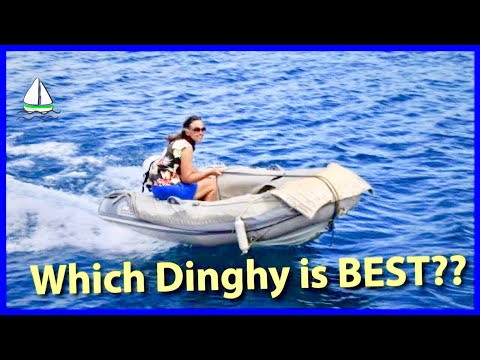 BEST DINGHY For Bluewater Sailboats (Hypalon Vs PVC, Fiberglass Vs Aluminum)Patrick Childress #24