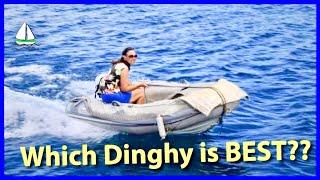 Best Dinghy For Bluewater Sailboats(Hypalon vs PVC, Fiberglass vs Aluminum)Patrick Childress Sailing