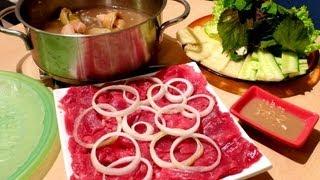 Bo Nhung Dam - Beef in Vinegar Hotpot